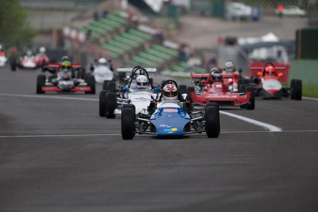 Formula Vee    - 2017 Spa Classic