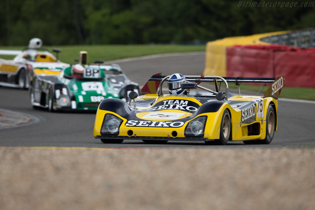 GRD S73 - Chassis: S73-073 - Driver: Eric Mestdagh  - 2017 Spa Classic