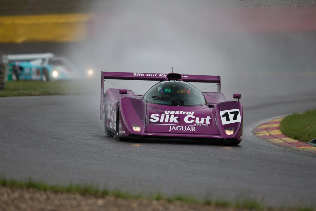 Jaguar XJR-14 - Chassis: 591 - Driver: Christophe d'Ansembourg  - 2017 Spa Classic