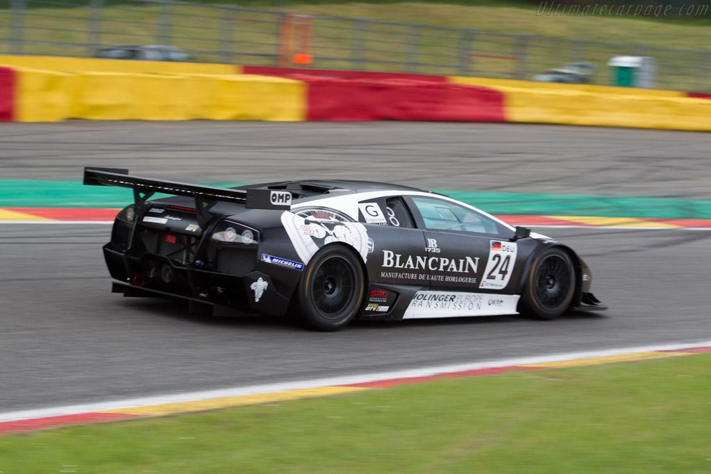 Lamborghini Murcielago SV-R  - Driver: Stephane Ratel  - 2017 Spa Classic