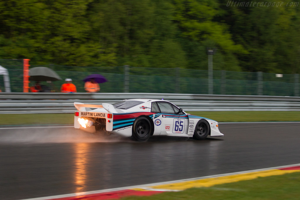 Lancia Beta Montecarlo - Chassis: 1009 - Driver: Franco Meiners  - 2017 Spa Classic