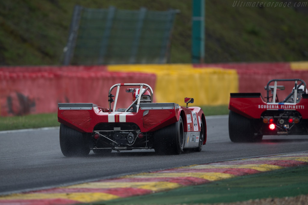 Lola T210 - Chassis: SL210/06 - Driver: Nick Pink  - 2017 Spa Classic