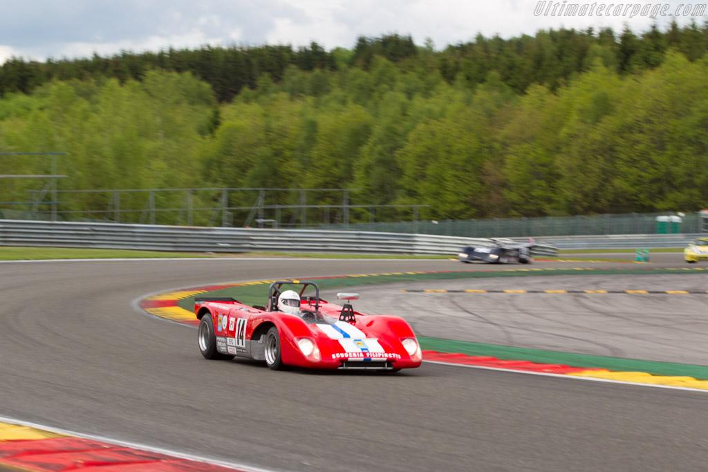 Lola T212 - Chassis: HU18 - Driver: Mauro Poponcini  - 2017 Spa Classic