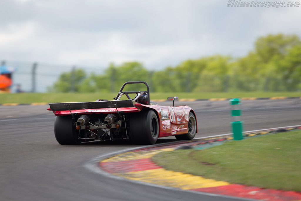 Lola T280 - Chassis: HU3 - Driver: Carlos Barbot  - 2017 Spa Classic