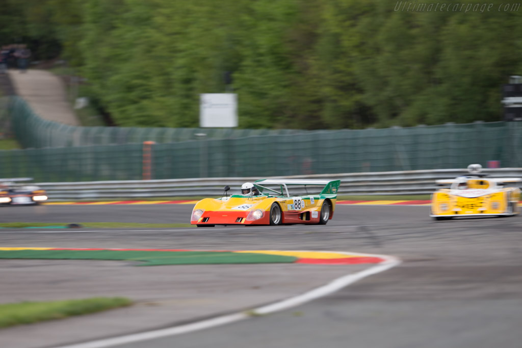 Lola T292 - Chassis: HU54 - Driver: Louis Kolly  - 2017 Spa Classic