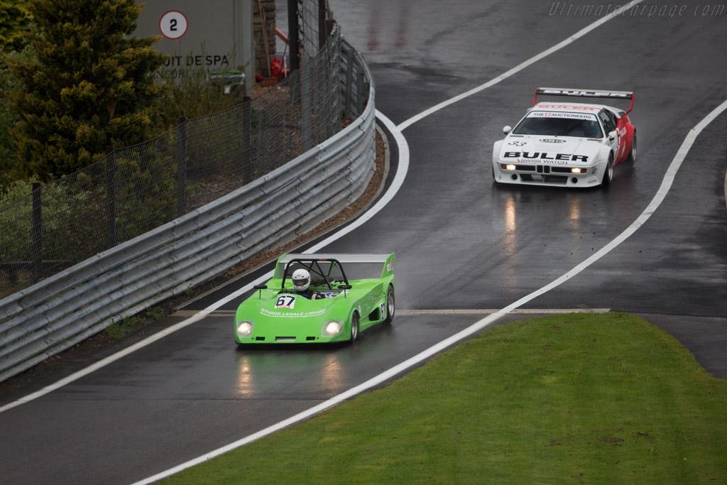 Lola T292 DFV - Chassis: HU62 - Driver: Michele Liguori  - 2017 Spa Classic