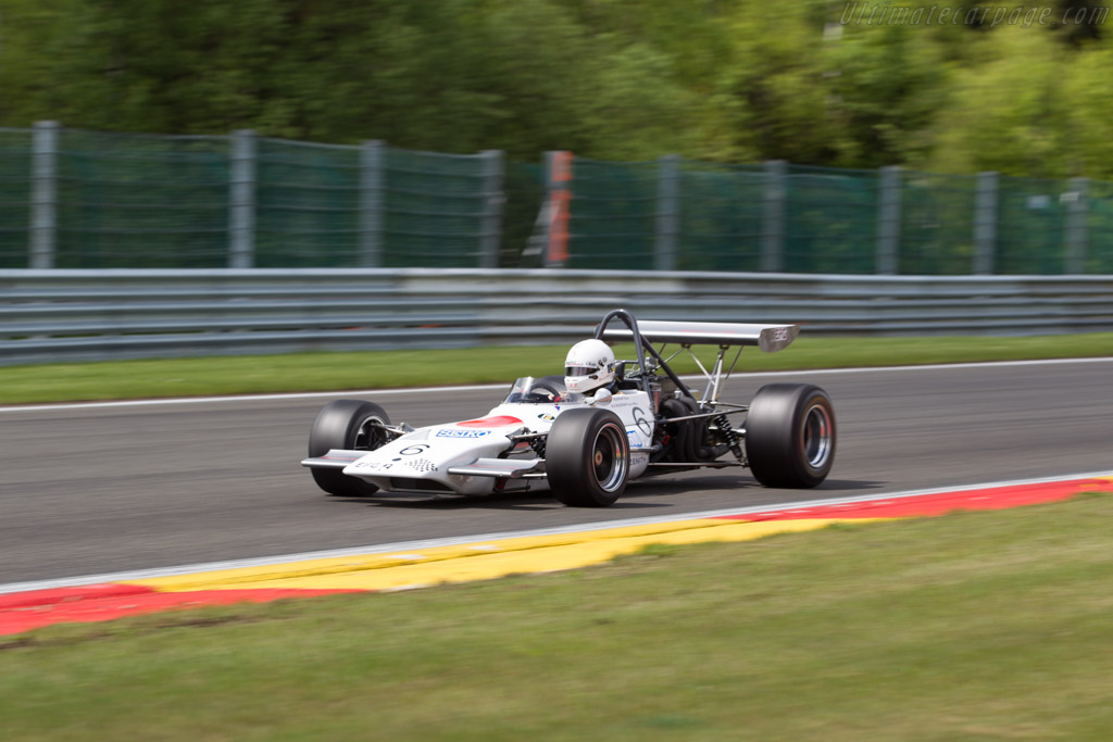 Lotus 69 - Chassis: 71-69-1F2 - Driver: Jean Marc Bussolini  - 2017 Spa Classic