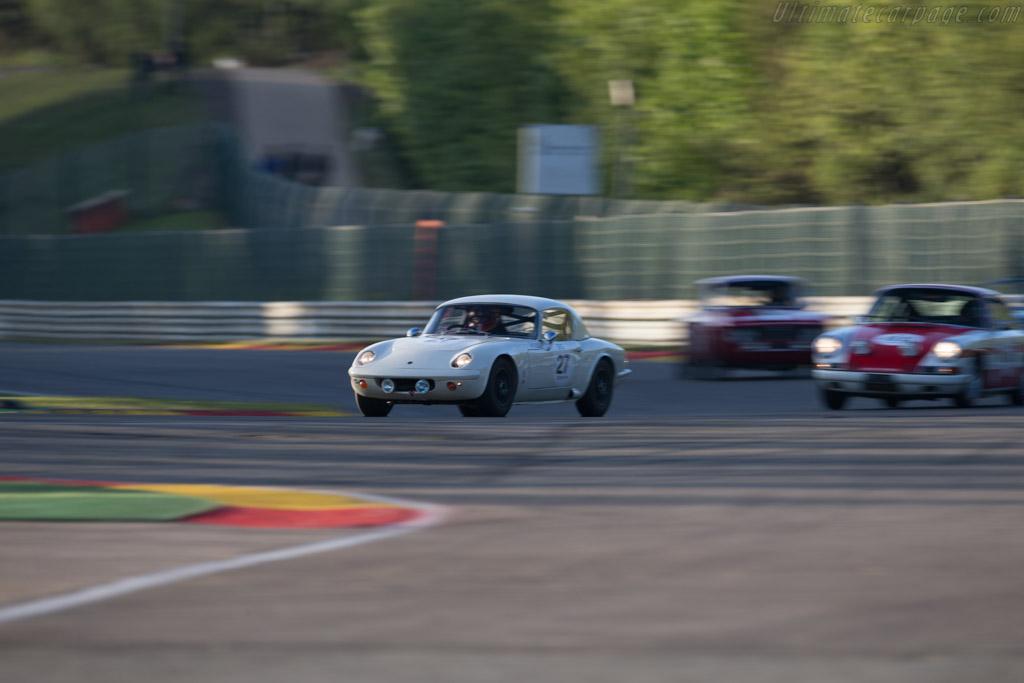 Lotus Elan 26R - Chassis: 26-R-8 - Driver: Nick Pink / Chris Fox  - 2017 Spa Classic