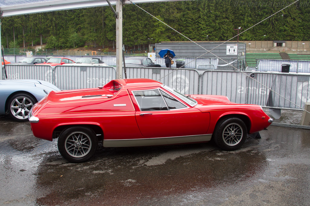 Lotus Europa Big Valve Special Coupe - Chassis: 1184Q   - 2017 Spa Classic