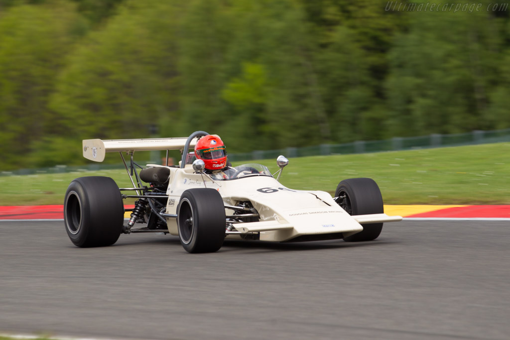 March 712 - Chassis: 712-24 - Driver: James King  - 2017 Spa Classic