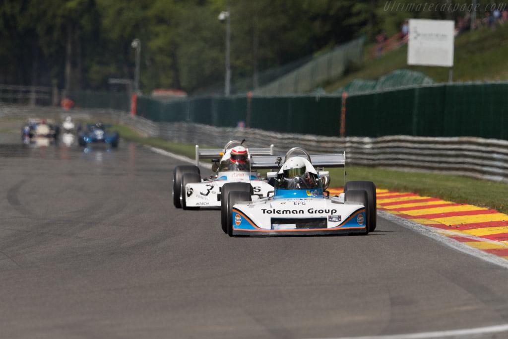 March 782  - Driver: Torgny Johansson  - 2017 Spa Classic