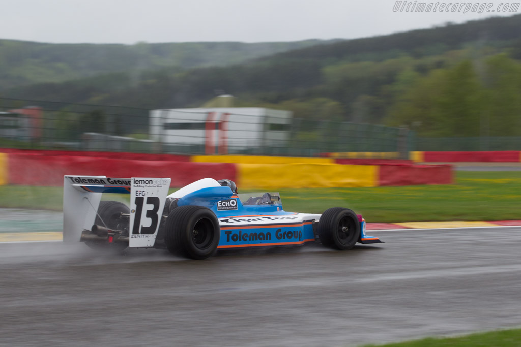 March 782 - Chassis: 782-12 - Driver: Dean Forward  - 2017 Spa Classic