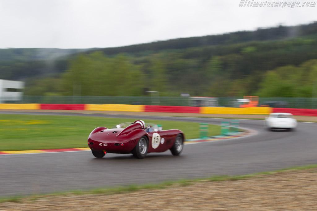 Maserati 300S - Chassis: 3082 - Driver: Martin Halusa / Lukas Halusa  - 2017 Spa Classic