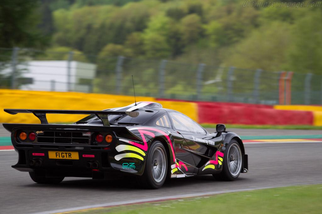 McLaren F1 GTR - Chassis: 19R - Driver: Kriton Lendoudis  - 2017 Spa Classic