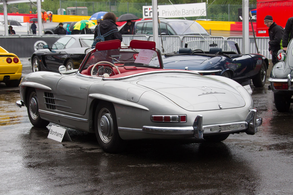 Mercedes-Benz 300 SL Roadster - Chassis: 198.042.8500327   - 2017 Spa Classic