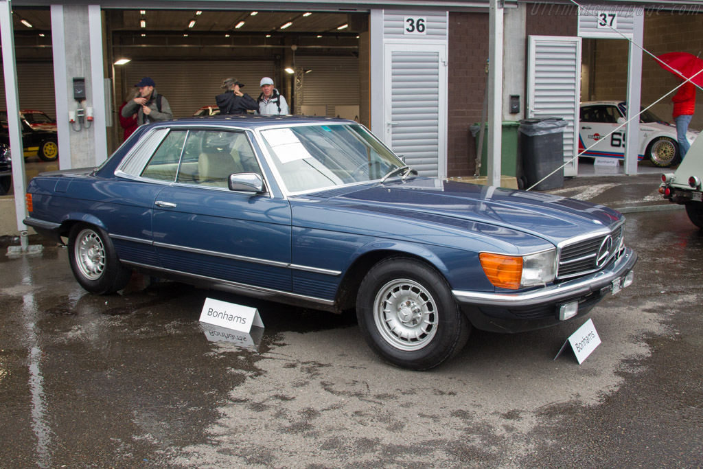 Mercedes-Benz 500 SLC Coupe - Chassis: WDB107026120027306   - 2017 Spa Classic