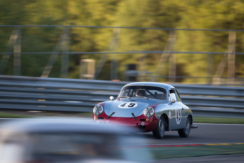 Porsche 356 SC - Chassis: 131928 - Driver: Bill Stephens / Will Stephens - 2017 Spa Classic