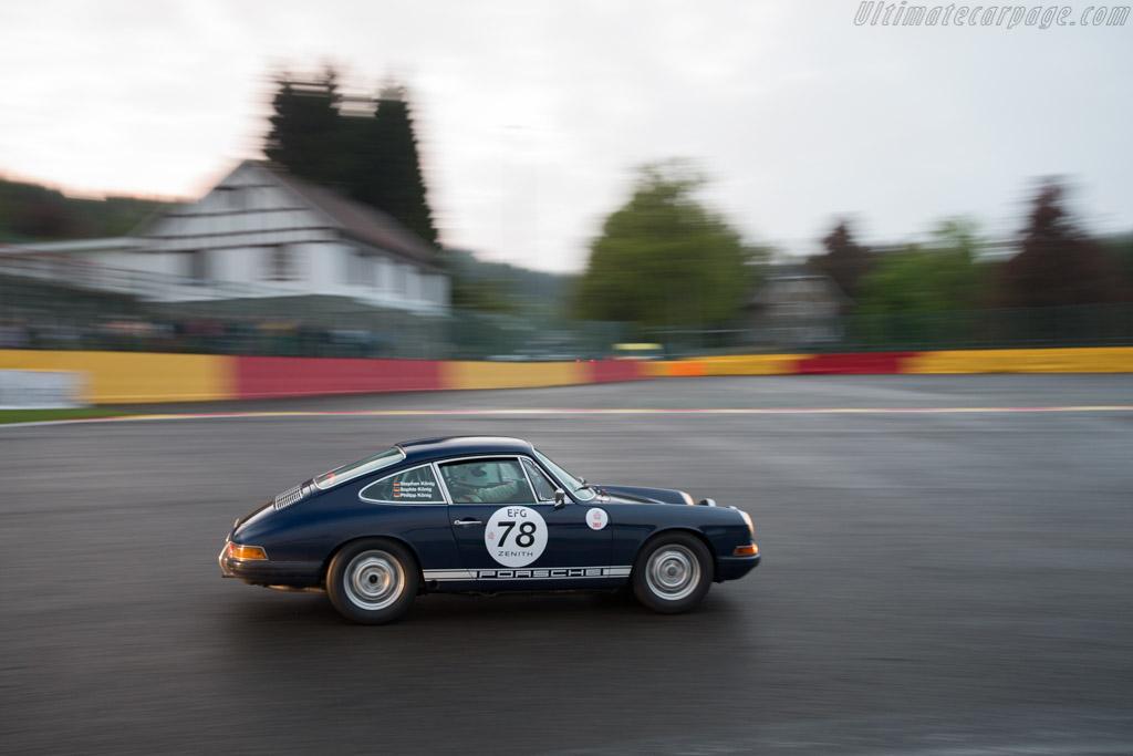 Porsche 911 - Chassis: 302036 - Driver: Stephan Koenig  - 2017 Spa Classic