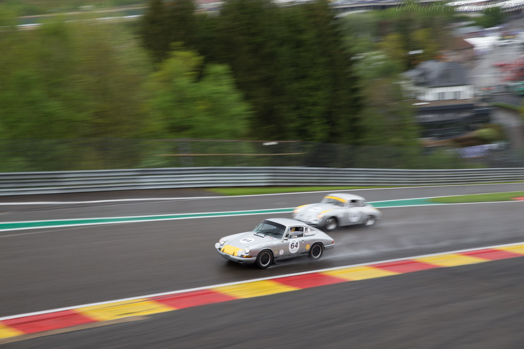 Porsche 911 - Chassis: 300241 - Driver: Andrew Smith / Oliver Bryant  - 2017 Spa Classic