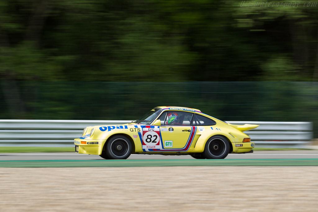Porsche 911 Carrera RSR 3.0 - Chassis: 911 460 9059 - Driver: Michel Lecourt / Raymond Narac  - 2017 Spa Classic