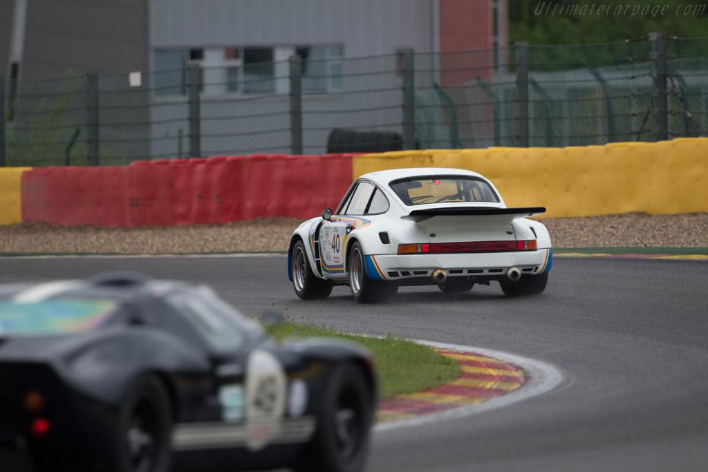 Porsche 911 Carrera RSR 3.0 - Chassis: 911 460 9051 - Driver: Patrick Biehler  - 2017 Spa Classic