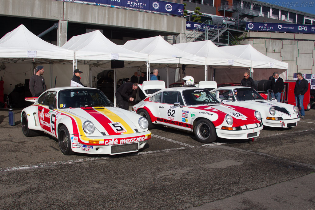 Porsche 911 Carrera RSR 3.0 - Chassis: 911 560 9115 - Driver: Rainer Becker  - 2017 Spa Classic