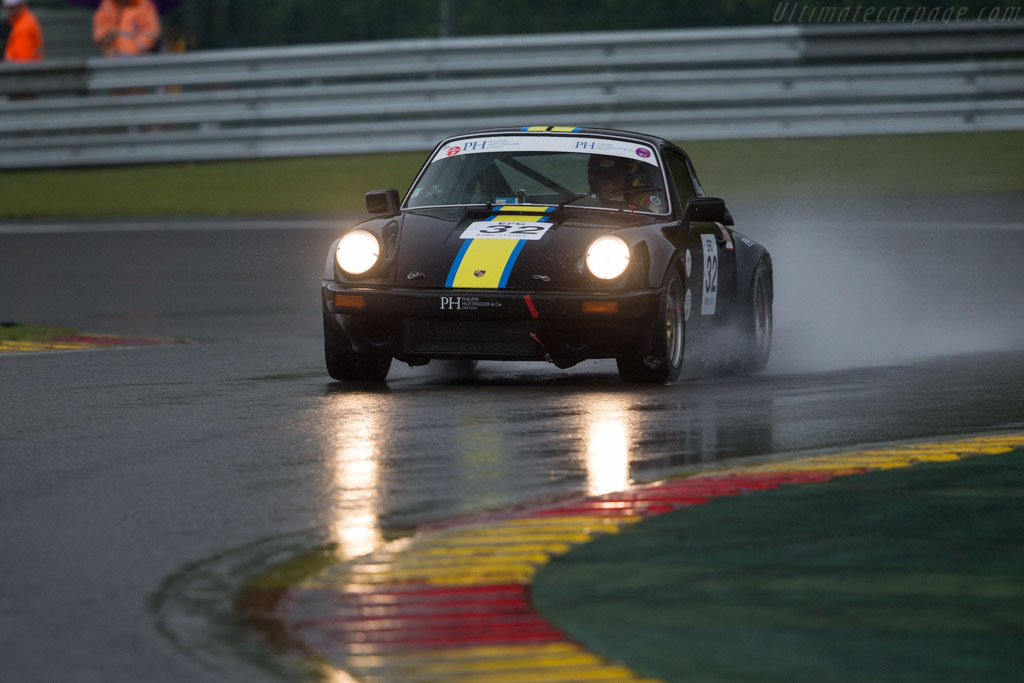 Porsche 911 Turbo - Chassis: 930 670 0426 - Driver: 'Nelson'  - 2017 Spa Classic
