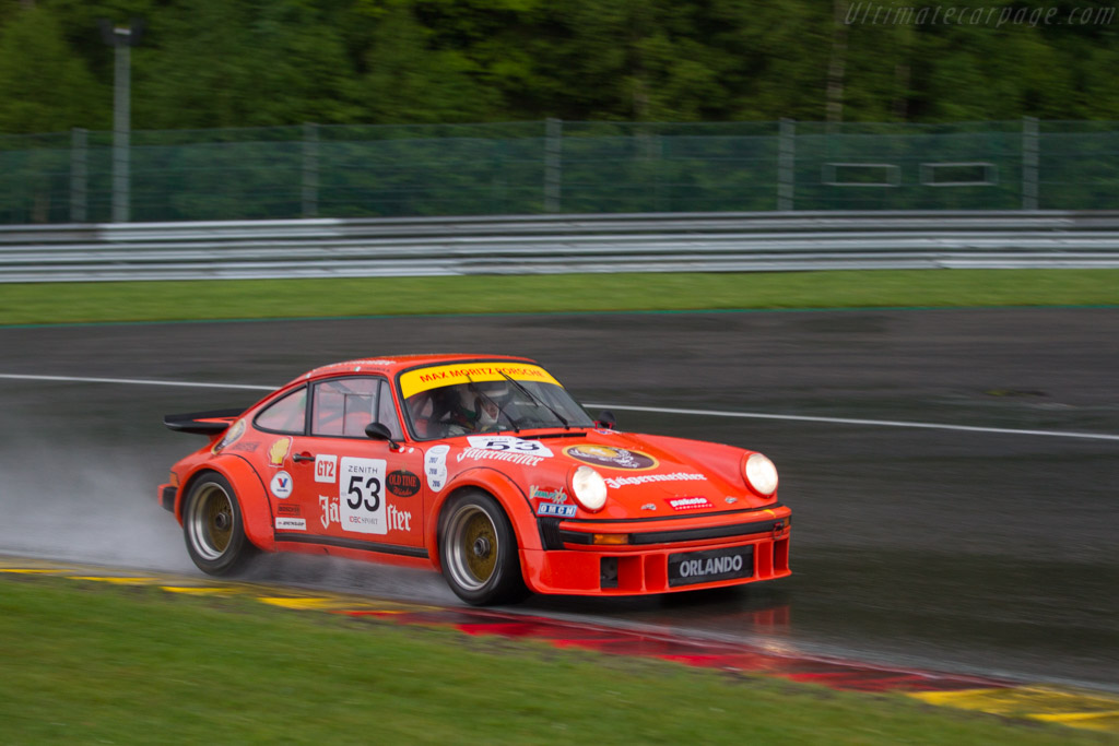 Porsche 934 - Chassis: 930 670 0168 - Driver: Andrea Cabianca / Marco Cristoforetti  - 2017 Spa Classic