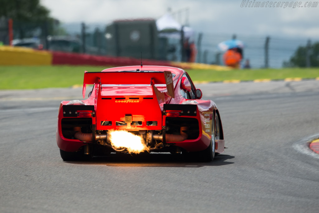 Porsche 935 K3 - Chassis: 000 0013 - Driver: Henrik Lindberg  - 2017 Spa Classic