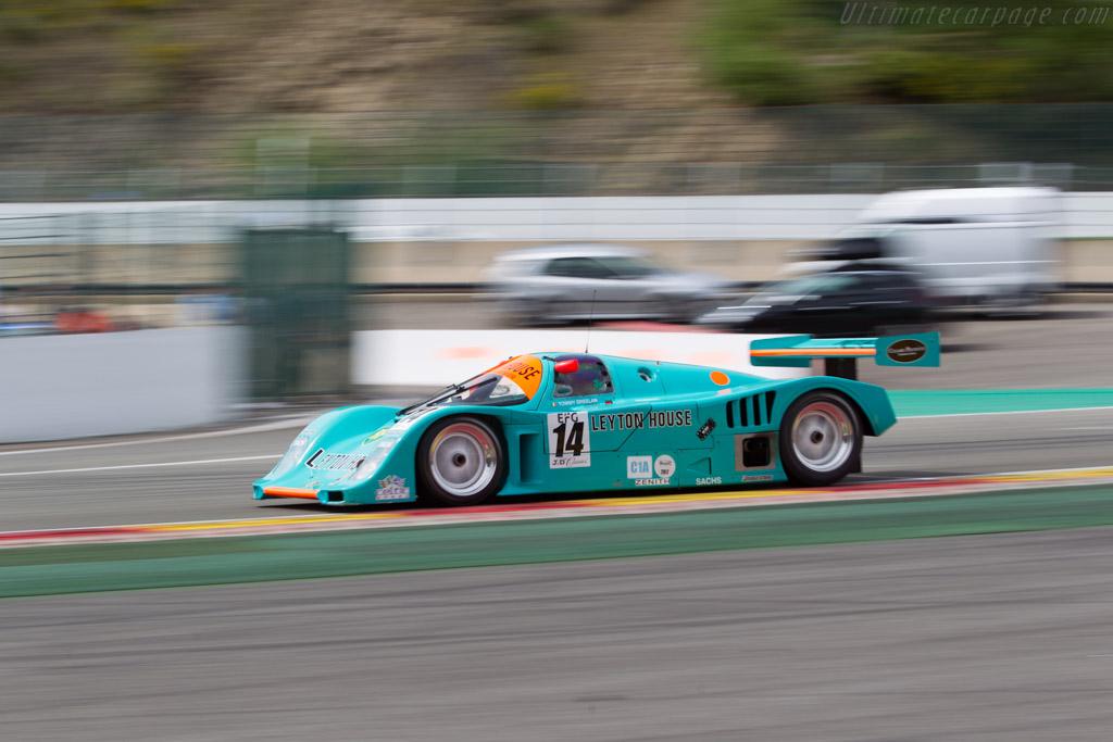 Porsche 962 CK6 - Chassis: 962-118 T-1 - Driver: Tommy Dreelan / Aaron Scott  - 2017 Spa Classic