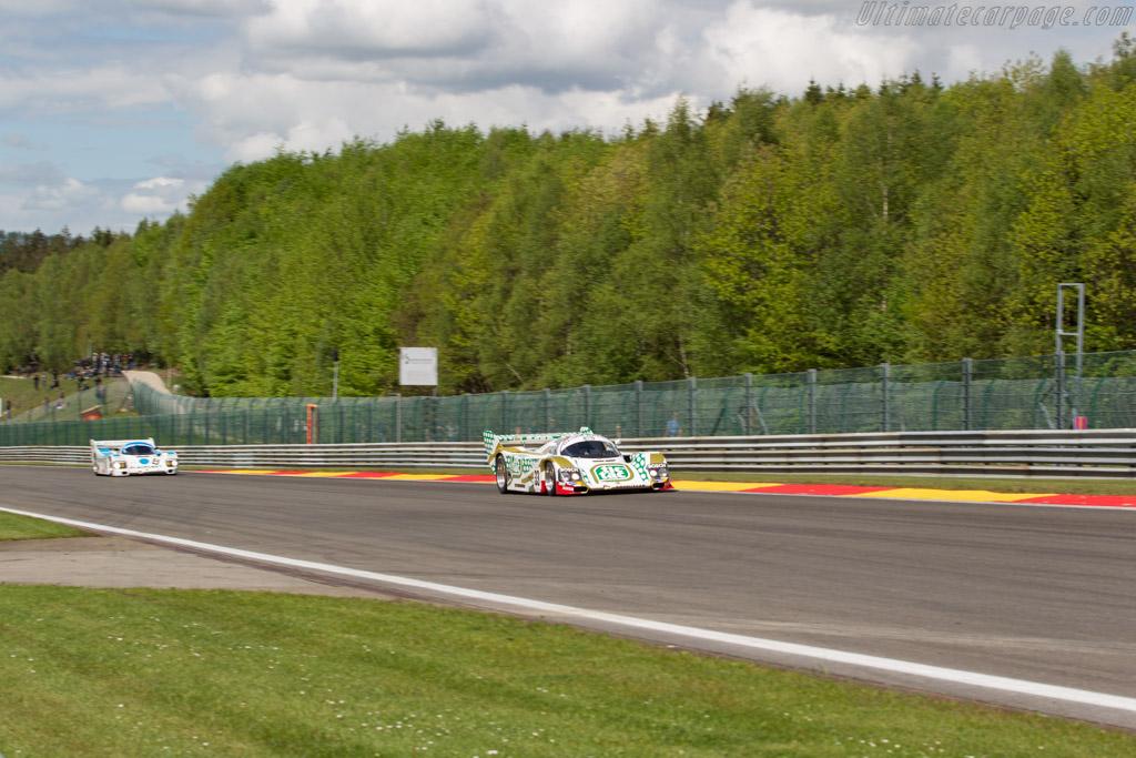 Porsche 962C - Chassis: 962-141 - Driver: Henrik Lindberg  - 2017 Spa Classic