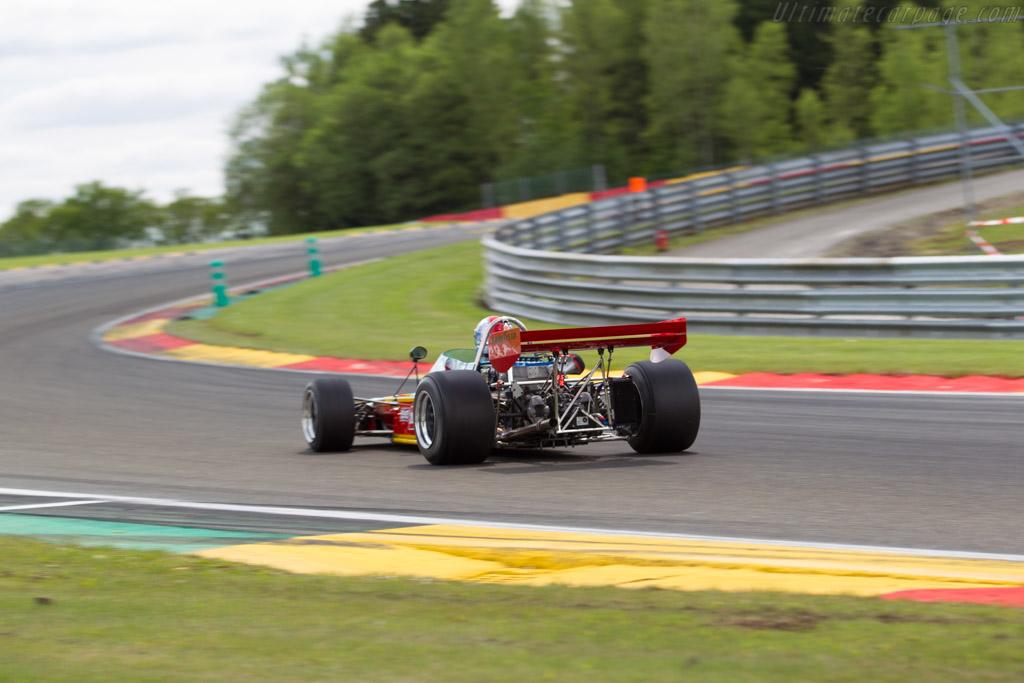 Rondel M1 - Chassis: 9 - Driver: David Tomlin  - 2017 Spa Classic