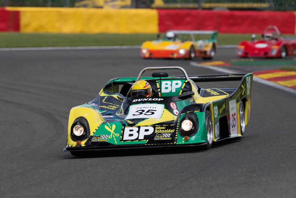 TOJ SC206 - Chassis: 77-06 - Driver: Franck Morel - 2017 Spa Classic