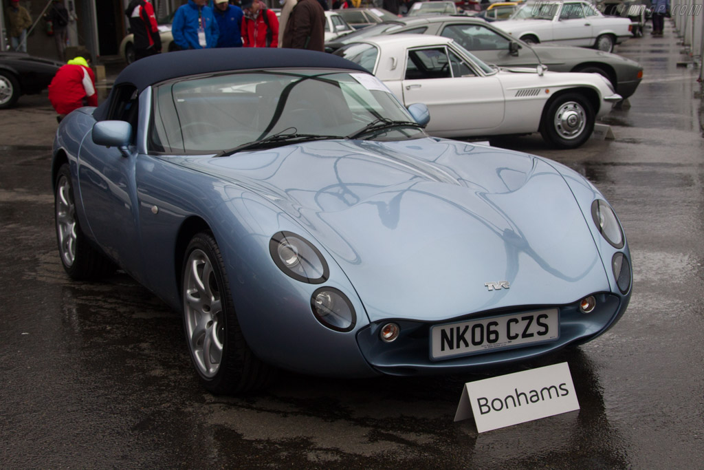 TVR Tuscan - Chassis: SDLTC16AX63001082   - 2017 Spa Classic