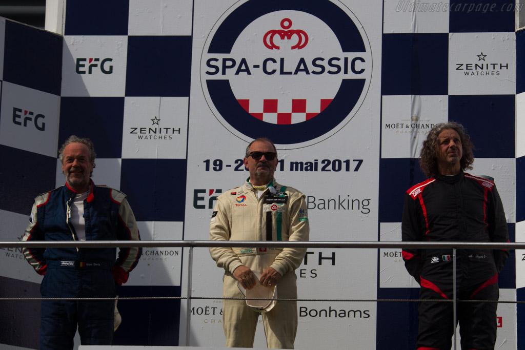 The Podium    - 2017 Spa Classic