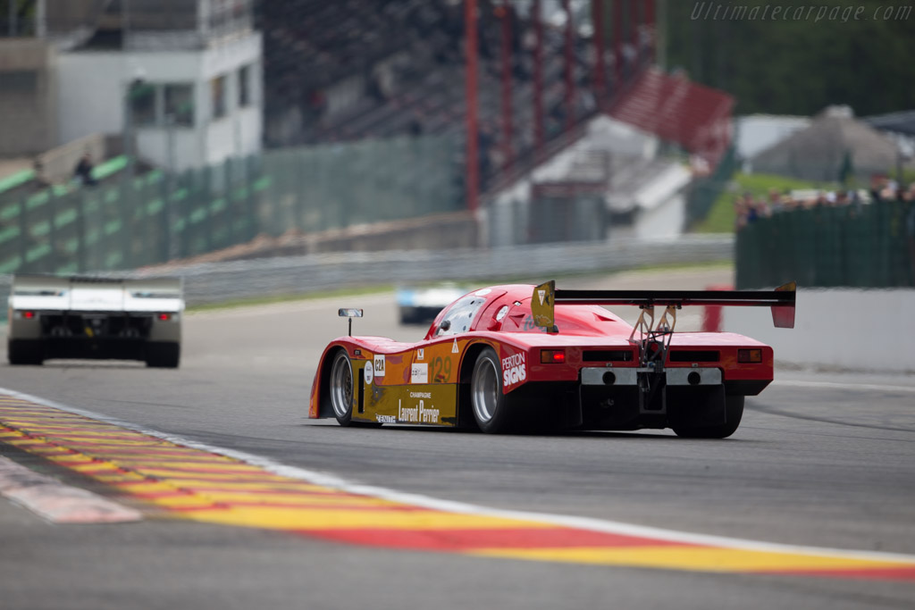 Tiga GC288 - Chassis: 366 - Driver: Xavier Micheron  - 2017 Spa Classic