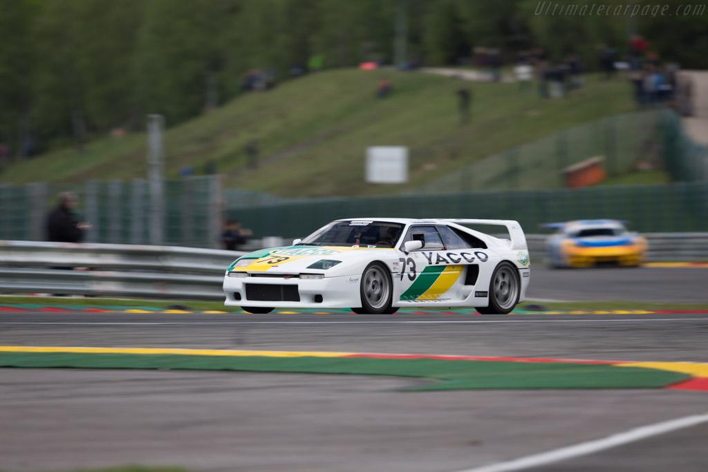 Venturi 400 Trophy - Chassis: 0057 - Driver: Xavier Micheron  - 2017 Spa Classic