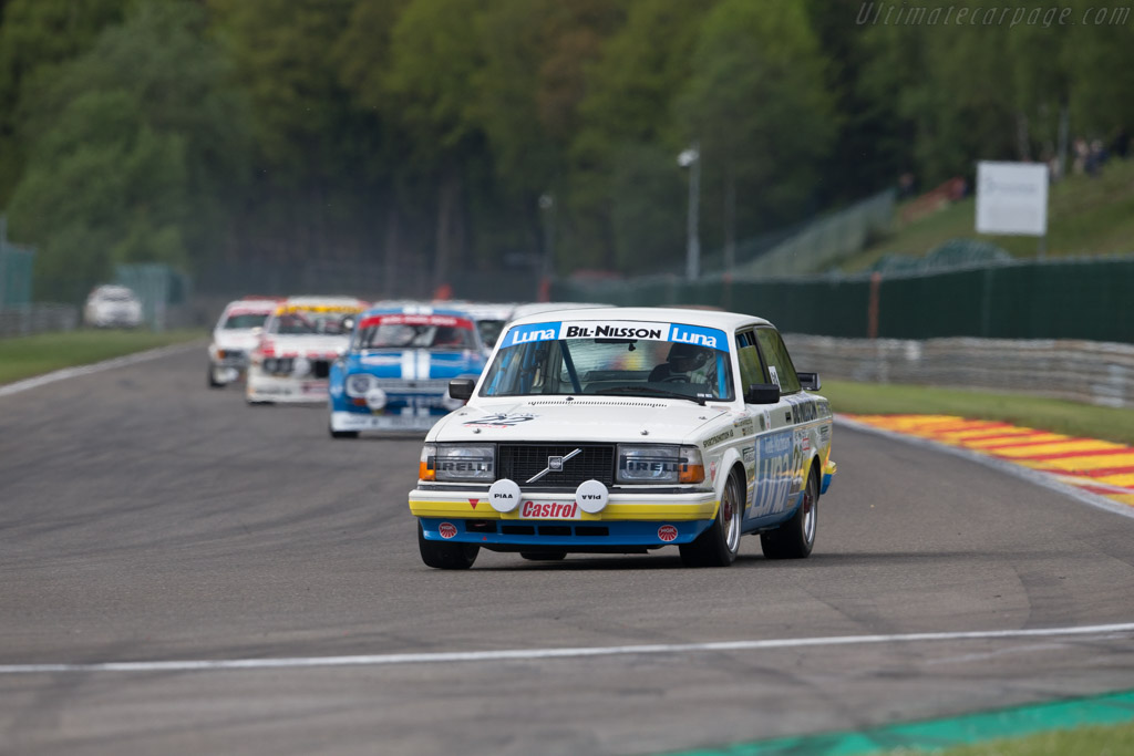 Volvo 240 Turbo - Chassis: 240A 403 - Driver: Andrew Beverley  - 2017 Spa Classic