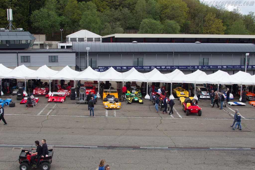 Welcome to Spa    - 2017 Spa Classic