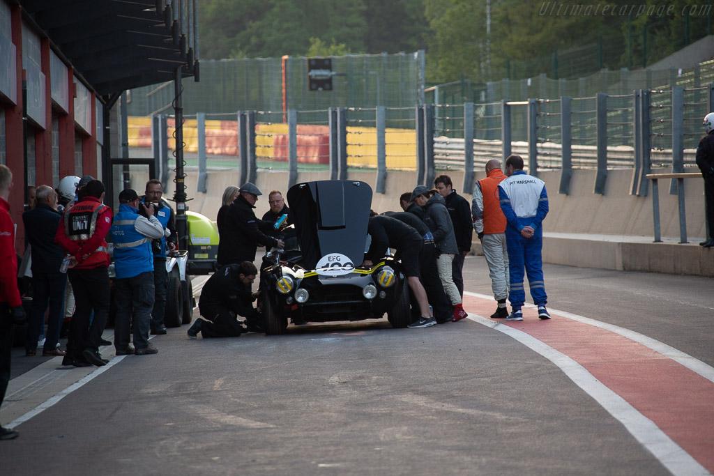 AC Shelby Cobra - Chassis: CSX2506 - Driver: Christophe Van Riet - 2018 Spa Classic