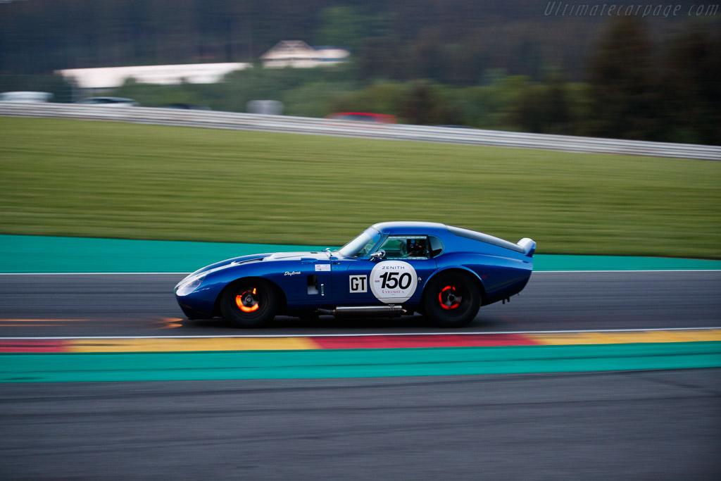 AC Shelby Cobra Daytona - Chassis: CSX2613 - Driver: Dominique Guenat  - 2018 Spa Classic