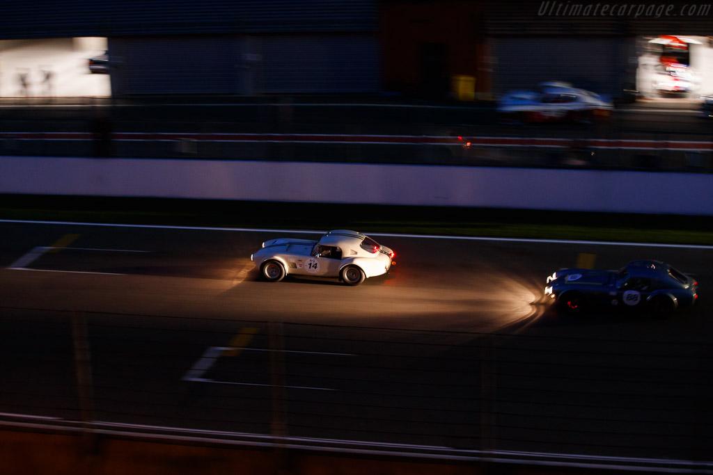 AC Shelby Cobra Le Mans - Chassis: CSX2142 - Driver: Carlos Monteverde / Gary Pearson  - 2018 Spa Classic
