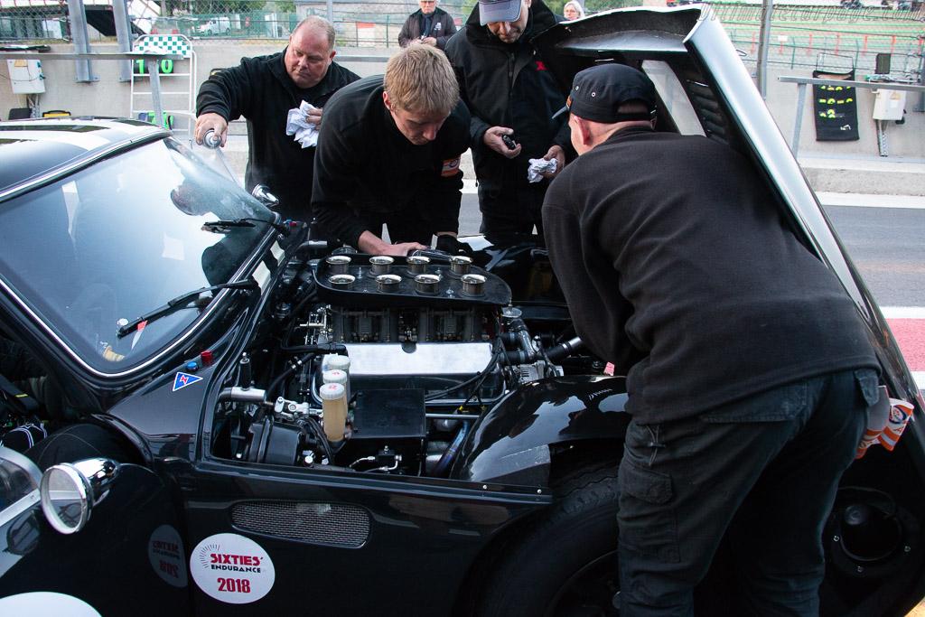Austin Healey 3000 MK2 - Chassis: HBT7L-8161 - Driver: Serge Libens  - 2018 Spa Classic