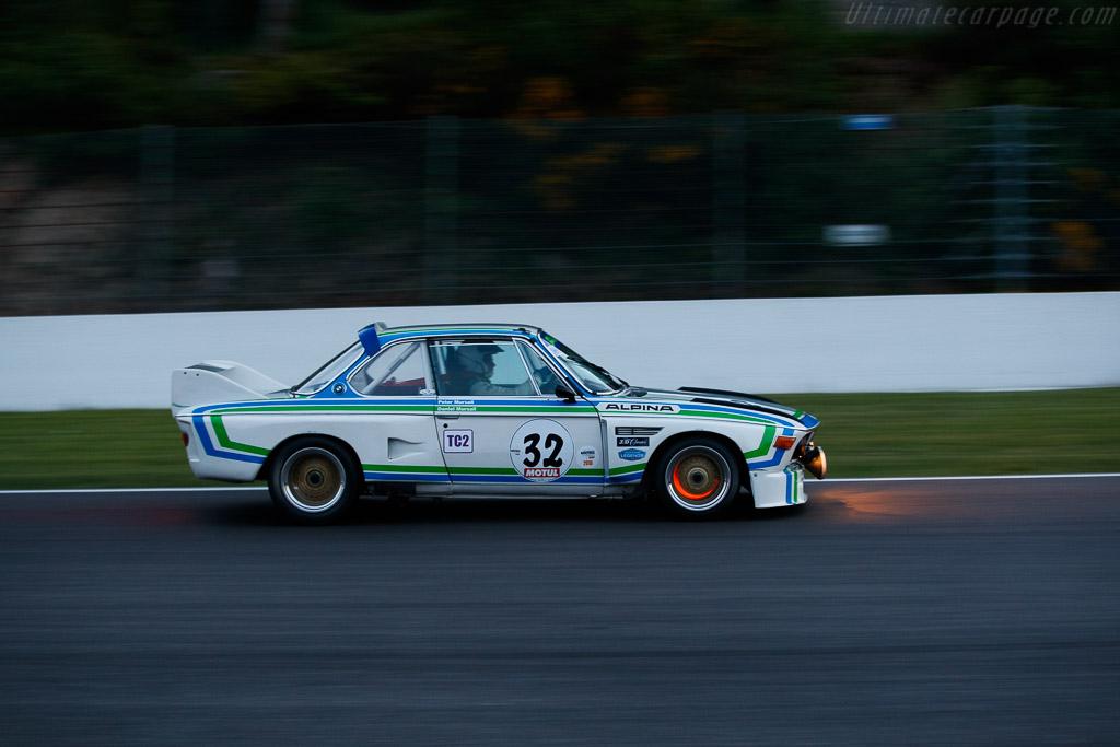 BMW 3.0 CSL - Chassis: 2331066 - Driver: Peter Mursall / Daniel Mursall  - 2018 Spa Classic