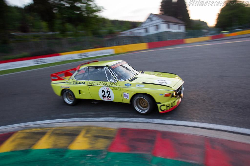 BMW 3.0 CSL - Chassis: 2211373 - Driver: Dominik Roschmann  - 2018 Spa Classic