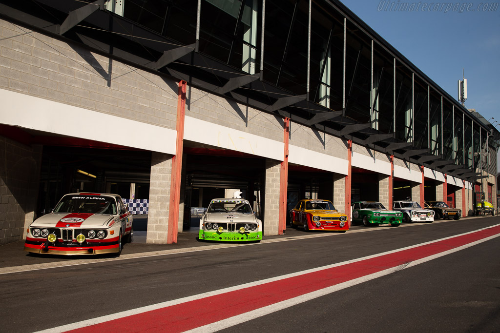 BMW 3.0 CSL - Chassis: 4340904 - Driver: Eric Everard - 2018 Spa Classic