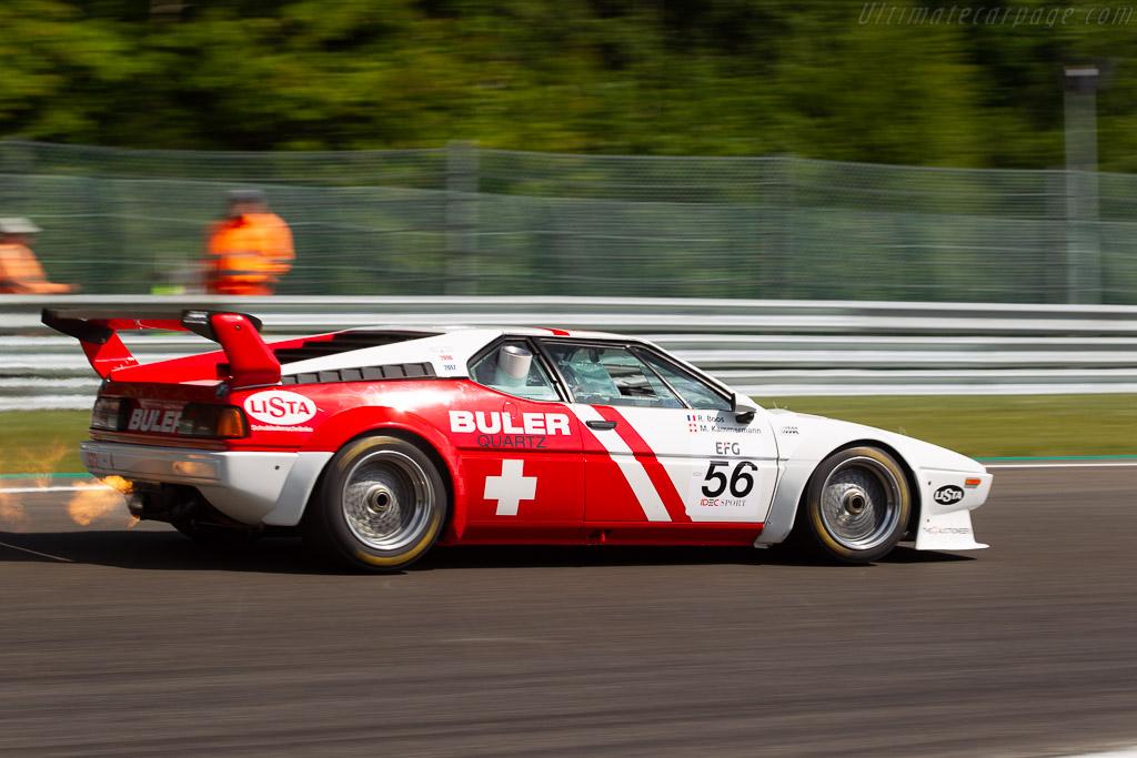 BMW M1  - Driver: Robert Boos / Michael Kammermann  - 2018 Spa Classic