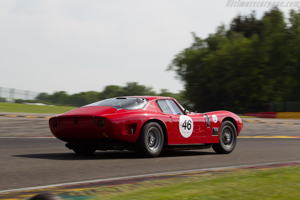 Bizzarrini 5300 GT - Chassis: 1A3 0245 - Driver: Christian Bouriez  - 2018 Spa Classic