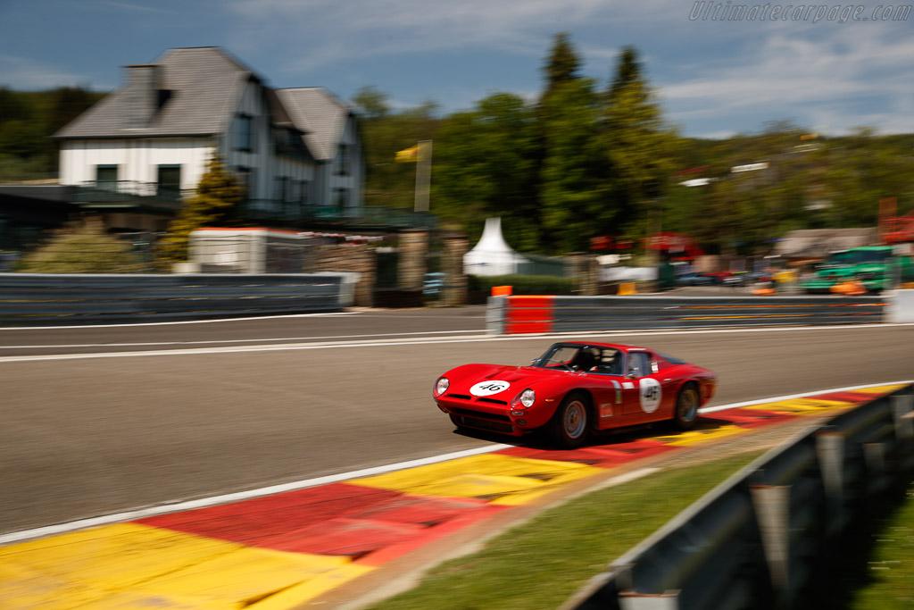 Bizzarrini 5300 GT - Chassis: IA3 0245 - Driver: Christian Bouriez - 2018 Spa Classic