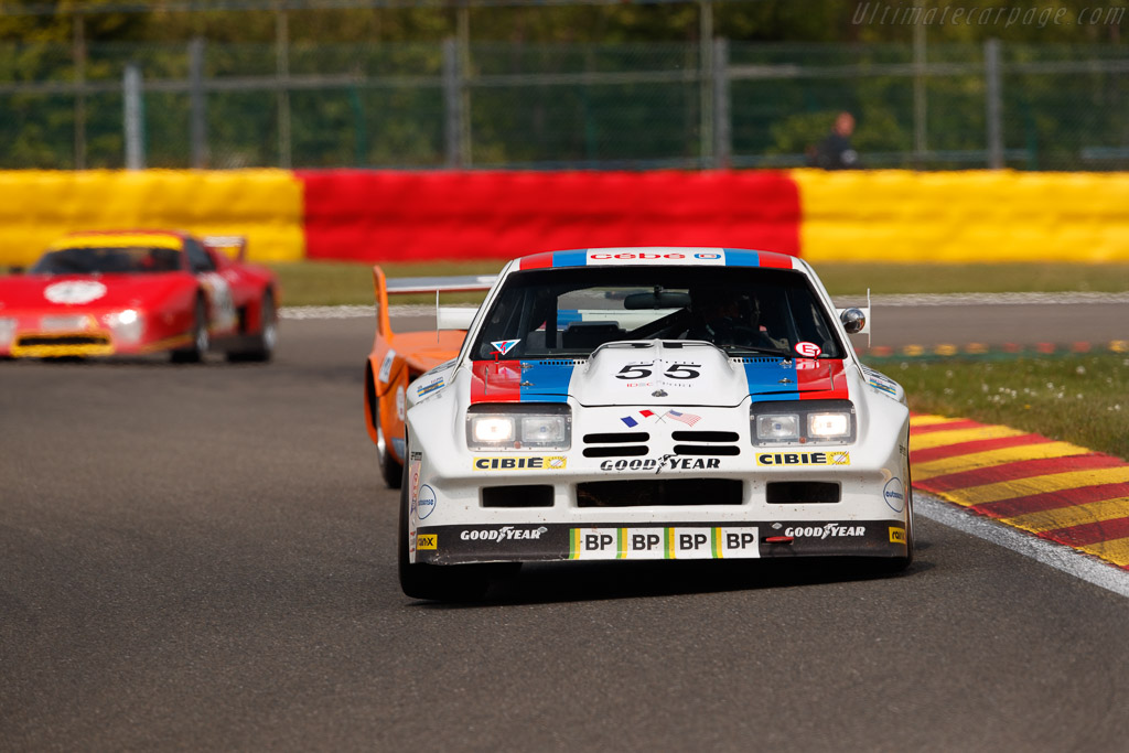 Chevrolet Monza - Chassis: 1R07G52143115 - Driver: Gilles Ceron  - 2018 Spa Classic
